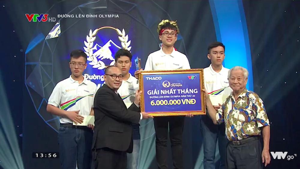 10X Hà Nội lần thứ hai 'lội ngược dòng' giành vòng nguyệt quế Olympia